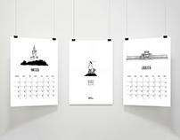 warszawski kalendarz 2017