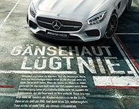 Mercedes-Benz AMG Campaign