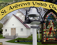 St. Andrew's United Church Collage