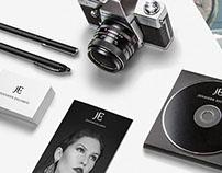 Brand Identity - Jennifer Eslompo/Fashion Designer