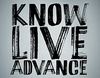 Know, Live, Advance