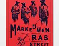 Poster for Marked Men