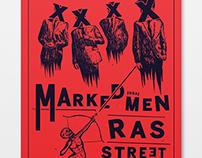 Poster for Marked Men