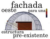 2012-2-SISTEMAS DE HABITABILIDAD-Desarrollo de Fachada-