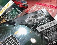 SYC Motors, 2006 FORD Calendar