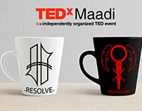 TEDxMaadi Products Design