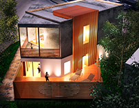 Exterior Rendering |  3ds Max | House I