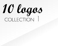10 logos Collection 1