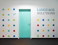 Language Solutions School in Budapest by Zsófia Szántay