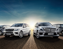 Discover Mercedes 2014