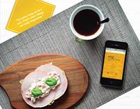 Logo and Visual Identity - Meg Cafe