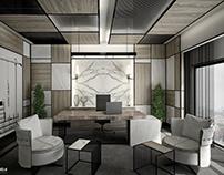 UZ-AY Construction office design