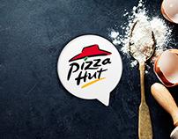 Web PizzaHut Chile 2011
