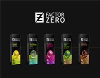 Factor Zero - Hard Candies