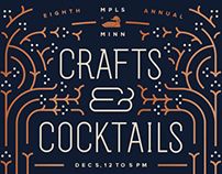 Crafts & Cocktails
