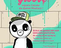 Mastazz flyer