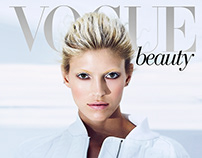 Devon Windsor for VOGUE Taiwan Beauty