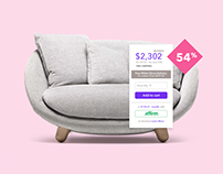 ADAPTIVE UX & UI DESIGN FOR FURNITURE MARKETPLACE
