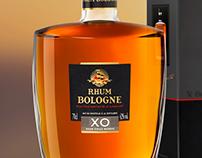 Bologne - Rhums vieux - VO, VSOP, XO