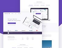 Ataccama ONE - Profiler Landing Page