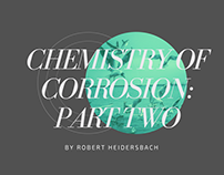 Chemistry of Corrosion Part Two by Robert Heidersbach