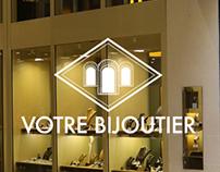 Votre-Bijoutier - Brand design, Website & App