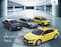 Peugeot Taxi Concept