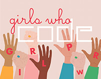 "Girls Who Code - ""Get Connected"""