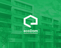 ecoDom - Real Estate Agency reBranding