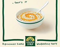 Debby Lewis-Harrison 'Lyle's Golden Syrup'