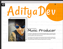 Aditya Dev - Music Producer