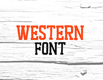 Western Typography