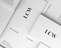 LCW Art Studio / Branding