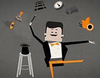 REEL CORPORATE ANIMATIONS