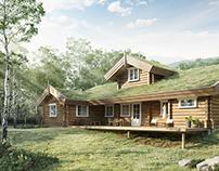Cabin House...!!!