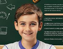 Arapongas Educação