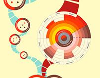 Diseño // Morfología II - Infografía