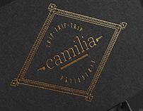 Camilia Patisserie Branding