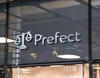 Prefect - Legal services   Branding Concept