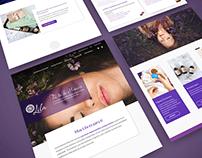 Muy Lila e-commerce Redesign