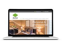 Active Property Group Australia Website Design