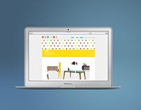 UX & UI Design | Dioudi Funiture