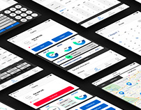 S-Leader Sales Automation System Ux/Ui