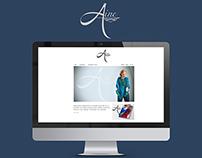 Website Design & Development for Aine