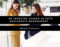 William Cafarella Discusses Being an Industry Leader in