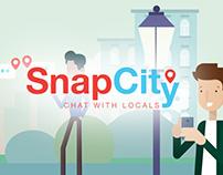 SnapCity - App Explainer