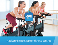 Zap Fitness - Gym membership software
