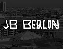 JB Berlin — free typeface