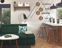 Kitchen&Living Room 2017/2018