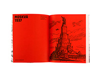 Moscow 1937 – architecture book